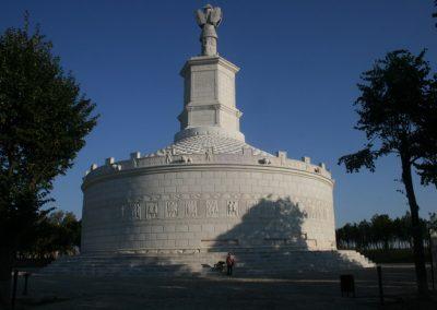 Monumentul-funerar-Tropaeum-Traiani